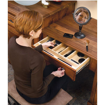 Wood Utility Tray Insert