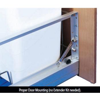 Proper Door Mounting