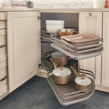 dish racks kitchen cabinet dishware organizers wire chrome pull