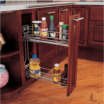 Pull-Out Base Organizer