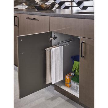 2 Prong Towel Bar