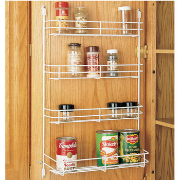 Door Mounted Spice Racks