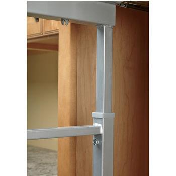 Rev-A-Shelf Soft-Close Chrome Pullout Pantry
