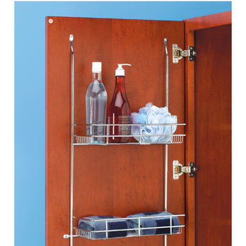 Chrome Linen Rack