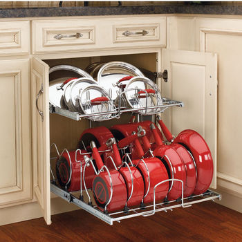 Kitchen Cabinet Storage Organizers