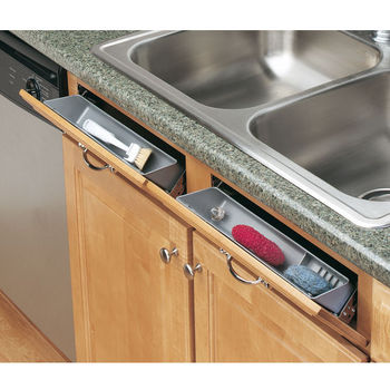 Rev A Shelf Sink Front (Tip-Out) Trays
