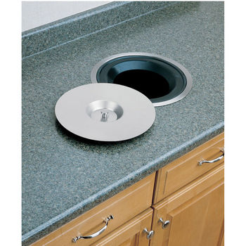 Counter Mount Waste Container