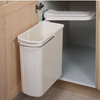 Built-In Waste Container