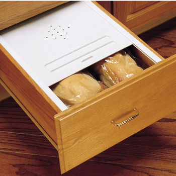 Rev A Shelf Kitchen Bread Drawer Lid Kit Kitchensource Com