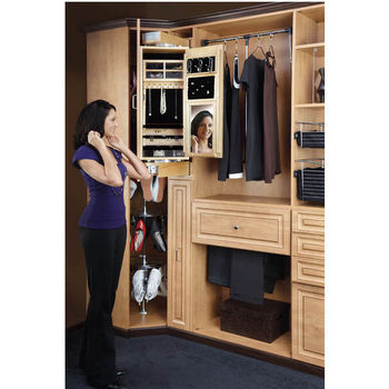 Ladies Jewelry Armoire