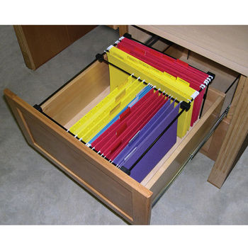 File Drawer Inserts Holds Legal And Letter Sized File