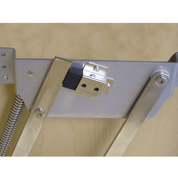 Rev-A-Shelf Heavy Duty Chrome Mixer Lift