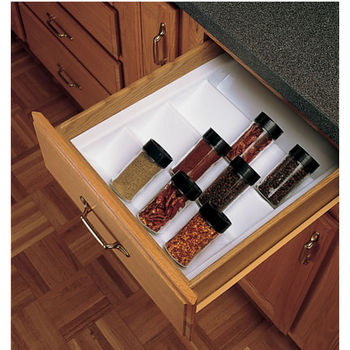 Individual Spice Drawer Insert