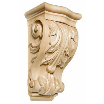 White River Large Acanthus Corbel