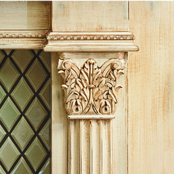 White River Medium, Small & Petite Corinthian Capitals