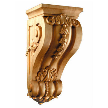 White River Large Bellflower Corbel