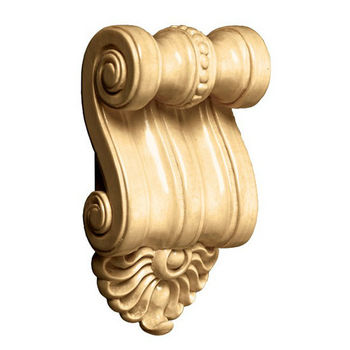 White River Medium Scrolled Corbels