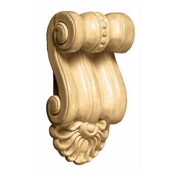 White River Small Scrolled Corbels