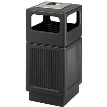 Safco Urn Trash Cans