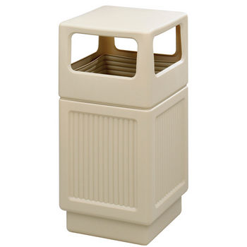 Safco Trash Cans, Waste Bins