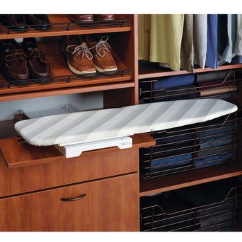 Shelf Mount Ironing Boards