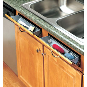 Sink-Front Trays
