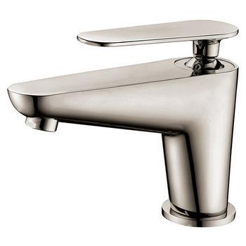 Bathroom Faucet, Brushed Nickel