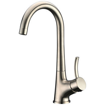 Dawn® Single-Lever Bar Faucet in Brushed Nickel, 13-1/16'' H