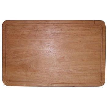 Dawn® Cutting Board in Natural Wood, 18-3/8'' W x 11-3/4'' D x 1-1/8'' H