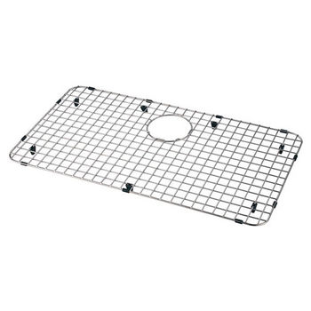 Dawn® Bottom Grid for SKS-DAF3320, SKS-DAF3320C and SKS-DSU3017 in Polished Satin Stainless Steel, 28-5/8'' W x 15-1/4'' D x 1'' H