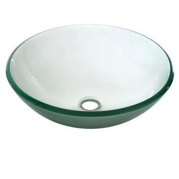 Vessel Sink, Tempered Glass