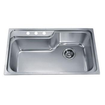 Dawn Sinks Single Drop In Series Stainless Steel Top Mount Sink  34 1 2 W x  19 7 8 D x 9 1 2 H. Drop In Kitchen Sinks   Buy Drop In Sinks in Stainless Steel Fire