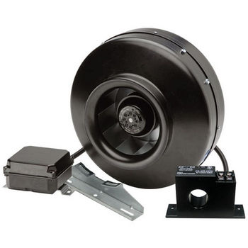 S&P PV-100x Fan and High Current Sensor