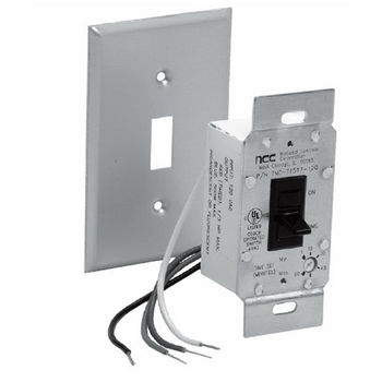 S&P Fan/Light Delay Timer Switch