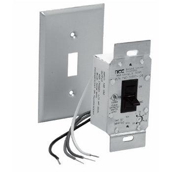 S&P Fan/Light Delay Timer Switch