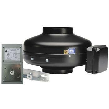 S&P PV-100x Fan and 115v Interlock (Gas)