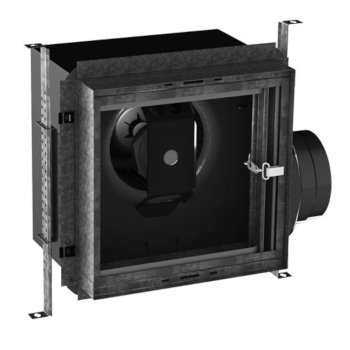 S&P Ceiling Radiation Damper Kit For PCD110M and PCD110MH