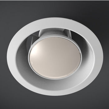 Bathroom Recessed Vent Light