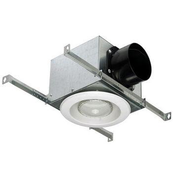 S&P Vent Light with PAR30 LED Bulb