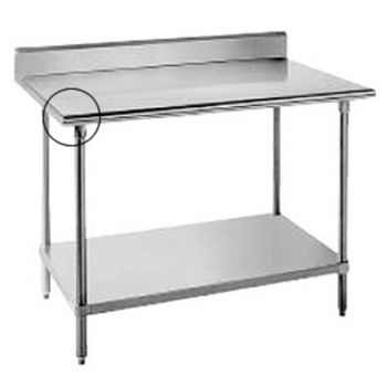 Bull Nose Chef Table
