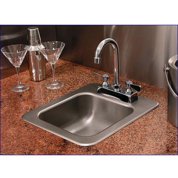 Advance Tabco Bar Sink