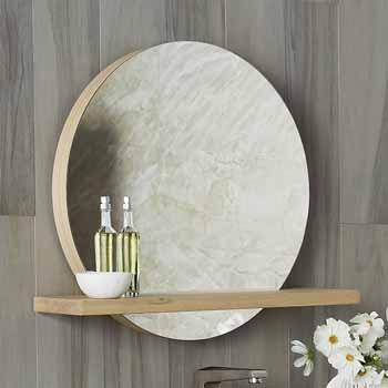 Sunrise Oak With Shelf - Lifestyle View 2