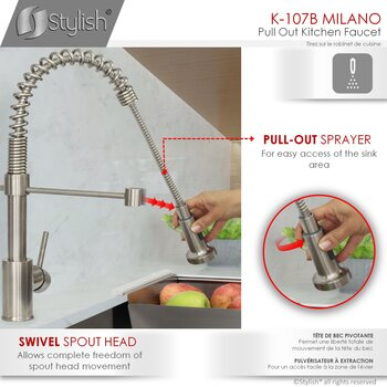 Pull-out Sprayer