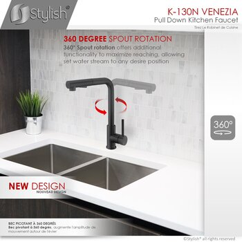 All Faucets - Spout Rotation
