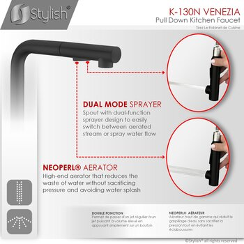 All Faucets - Dual Mode