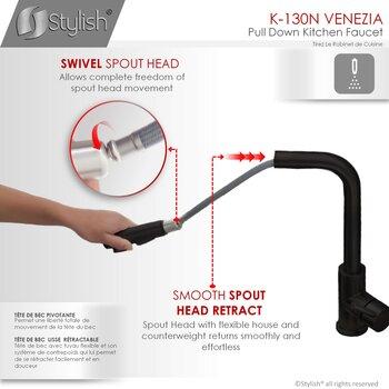 All Faucets - Spout Details