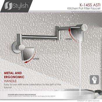 All Faucets - Ergonomic
