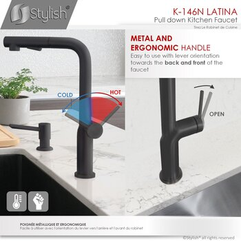 All Faucets - Handle