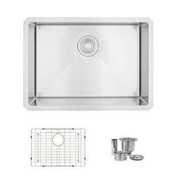 """25"""" W Kitchen Sink"""