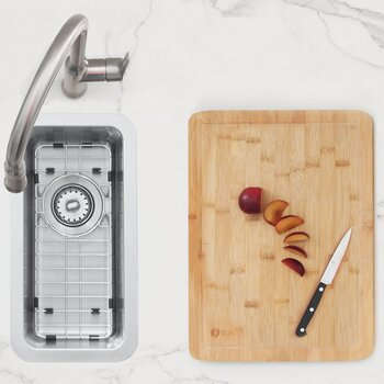 Kitchen Sink - With Grid